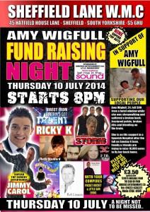 Amy Wigfull charity