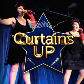 Curtains up Showcase, session one