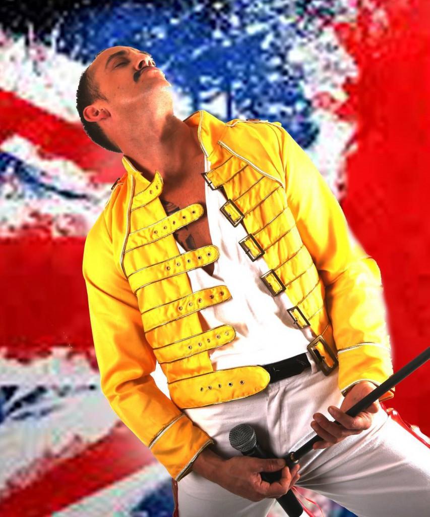 Shout Freddie Tribute