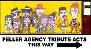 Peller Agency Tribute