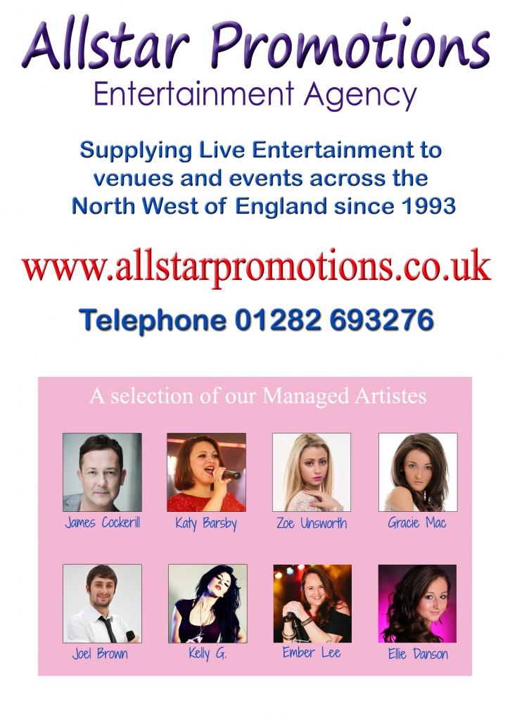 allstar-UK Cabaret