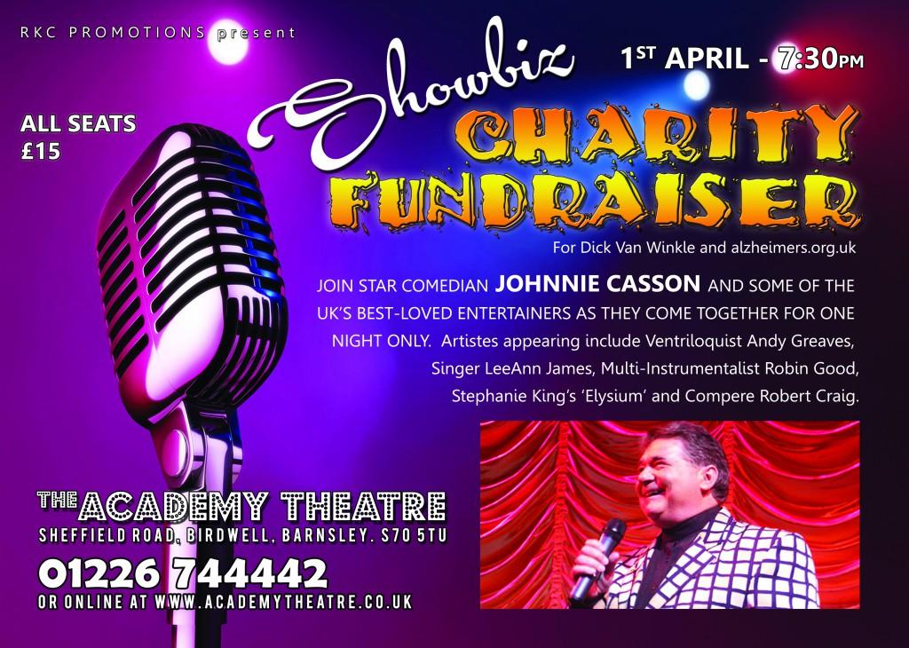 Showbiz Fundraiser
