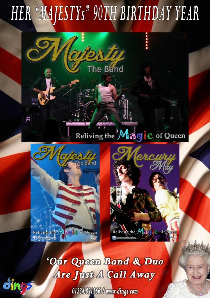 majestyQueen poster