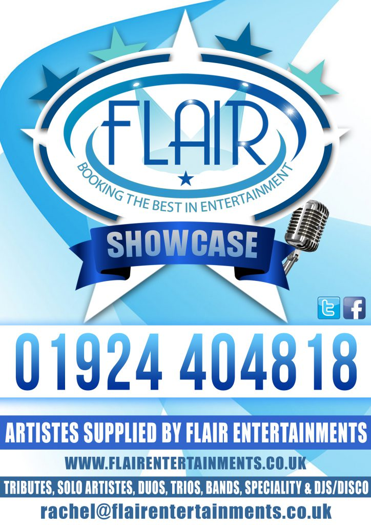 FLAIR SHOWCASE ADVERT