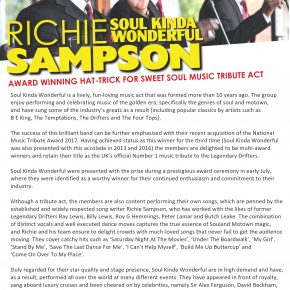 Richie Sampson feature