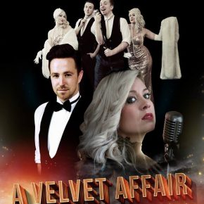 A velvet affair advert