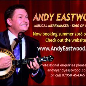 Andy Eastwood advert