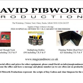 David Pibworth Productions