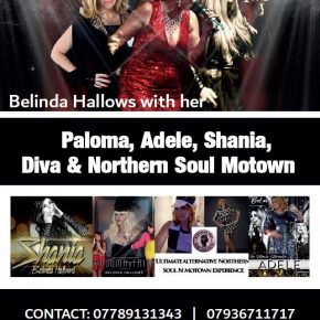 Belinda Hallows advert