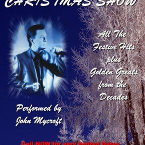Christmas show – Cliff Richard tribute