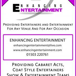Enhancing entertainment