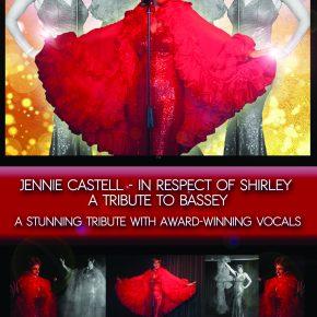 Jennie Castell – Shirley Bassey Tribute