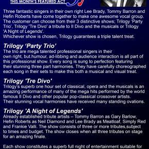 Trilogy advert