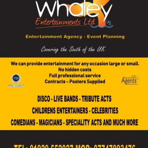 Whaley entertainments