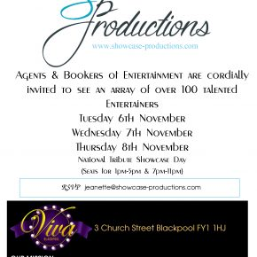 Showcase productions showcase