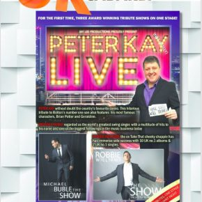 UK CABARET SEP 2018 Issue 55 digital edition