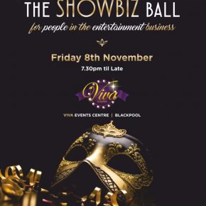 The showbiz ball