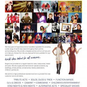 GT Artistes Entertainment