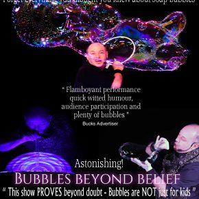 Beleive-a-bubble