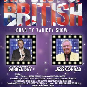 Best of British Charity Show
