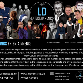 LD Entertainments