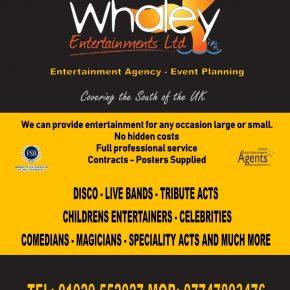 Whaley Ents Ltd
