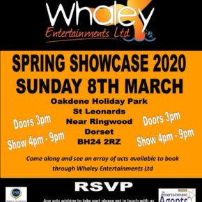 Whaley spring showcase