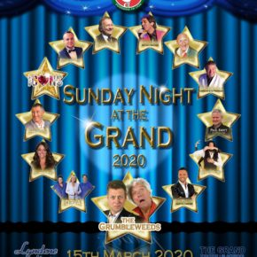 Sunday night at the grand