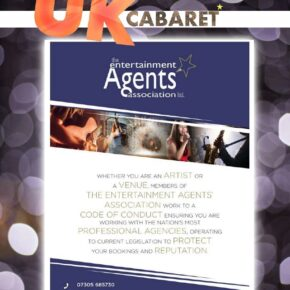 UK CABARET Jan 2021 Issue 83