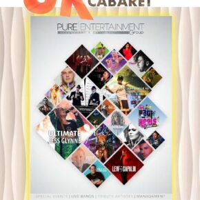 UK CABARET May 2021 Issue 87