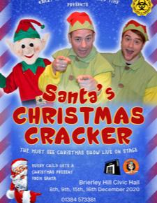 Santas Christmas Cracker