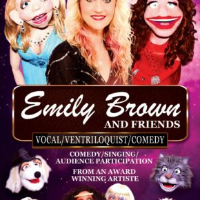 Emily Brown and friends