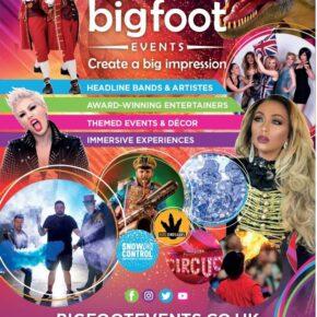 Bigfoot events