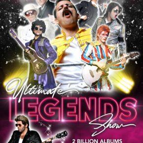 Paul Taylor's ultimate legends