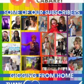 UK CABARET May 2020 Issue 75 DIGITAL
