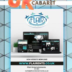 UK CABARET Mar 2021 Issue 85